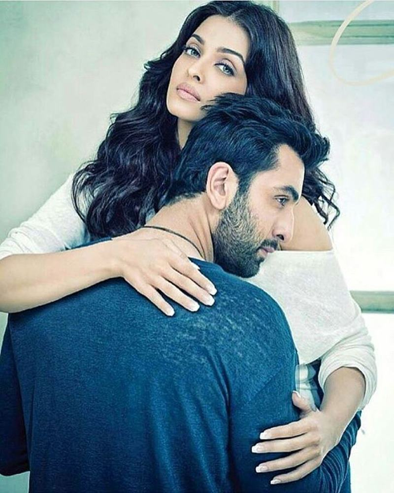 Made For Each Other! That's what this hot photoshoot of Ranbir Kapoor-Aishwarya Rai Bachchan says- Ranbir-Aish 6