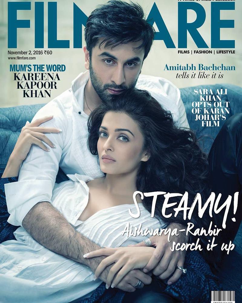 Made For Each Other! That's what this hot photoshoot of Ranbir Kapoor-Aishwarya Rai Bachchan says- Ranbir-Aish