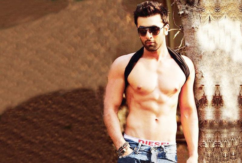 10 Hot Pics of Ranbir Kapoor that are too hot to handle!- Ranbir body 2