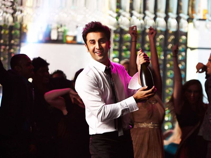 10 Hot Pics of Ranbir Kapoor that are too hot to handle!- Ranbir Champagne
