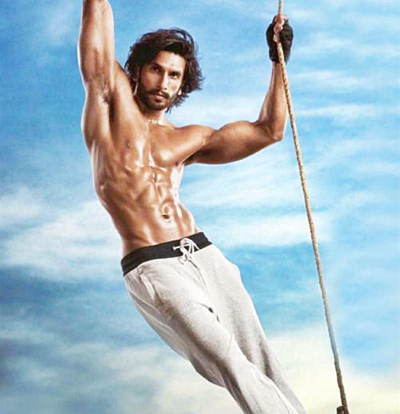 10 Hot Pics of Ranveer Singh that are as abalicious as it can get!- Ranveer Shoot 3