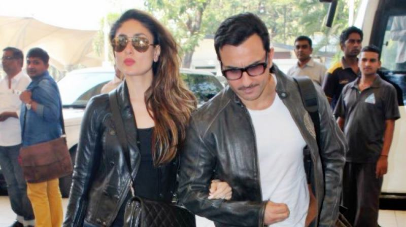 Hottest Married Couples of Bollywood- Saifeena