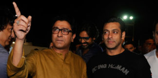 Salman supports Pakistani artistes in India; Raj Thackeray's reaction