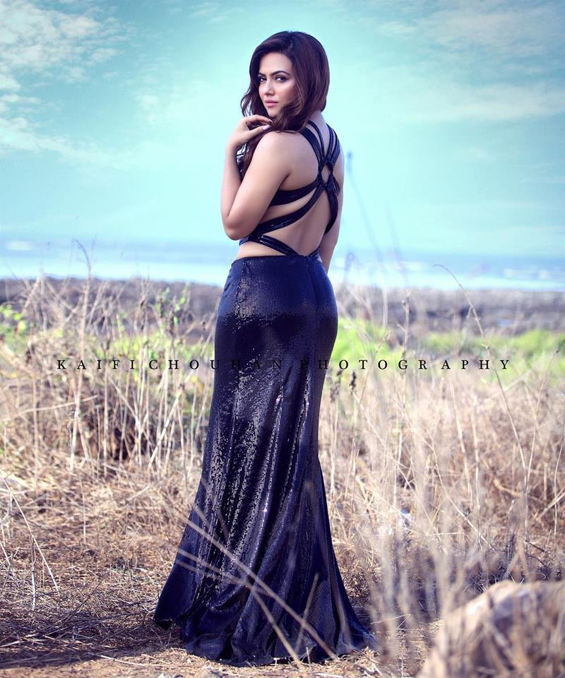 10 Hot Pics of Sana Khan that bring out the oomph in her!- Sana Shoot 9