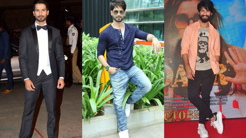 Vote and Decide: Who is the Most Stylish Bollywood Actor?- Shahid