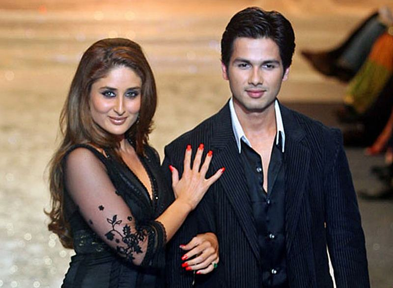 10 Relationships that did not end well for Bollywood Celebs- Shahid-Kareena