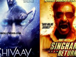 Ajay Devgn's Top Opening Day Grossers