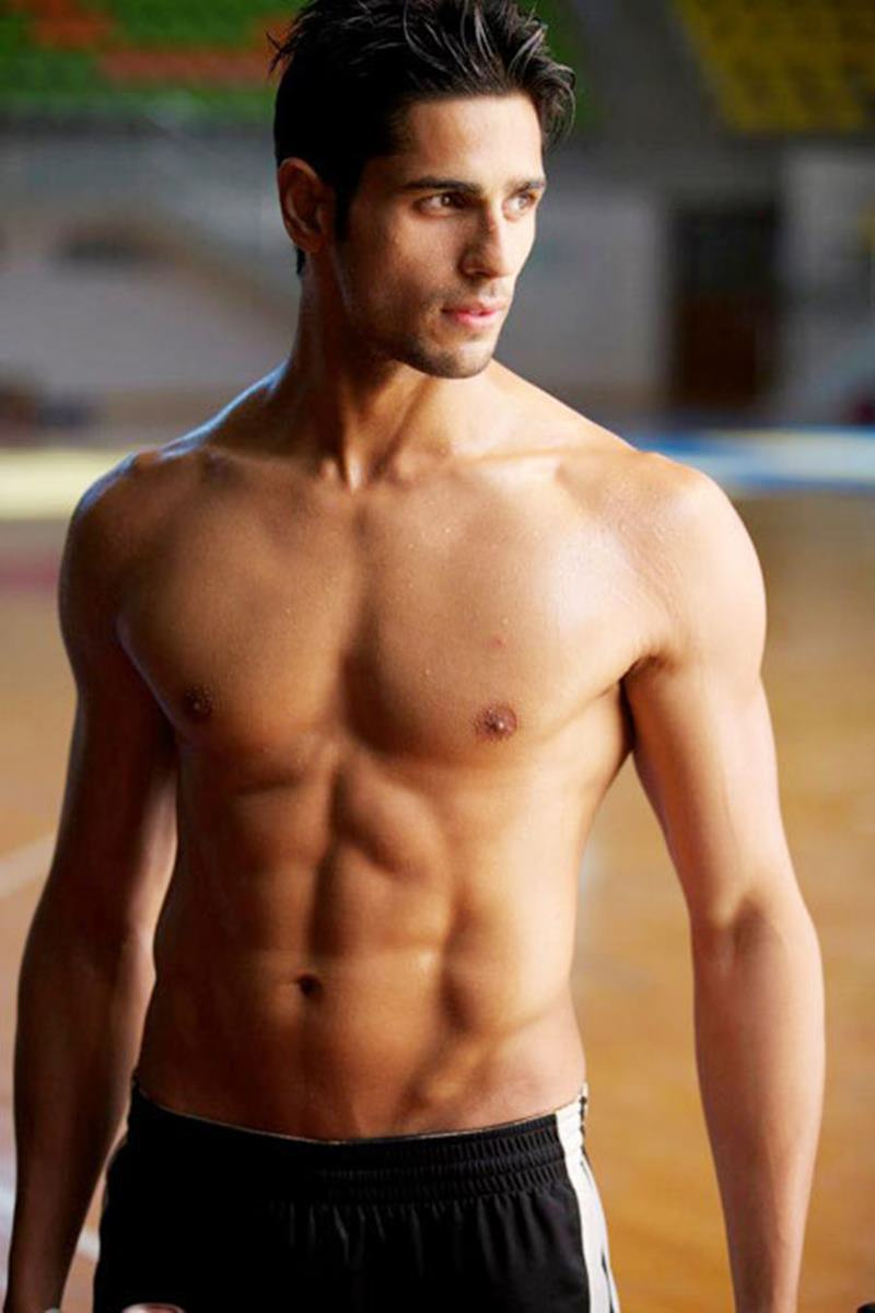 15 Hot Pics of Sidharth Malhotra that justify his hotness to some level- Sid SOTY