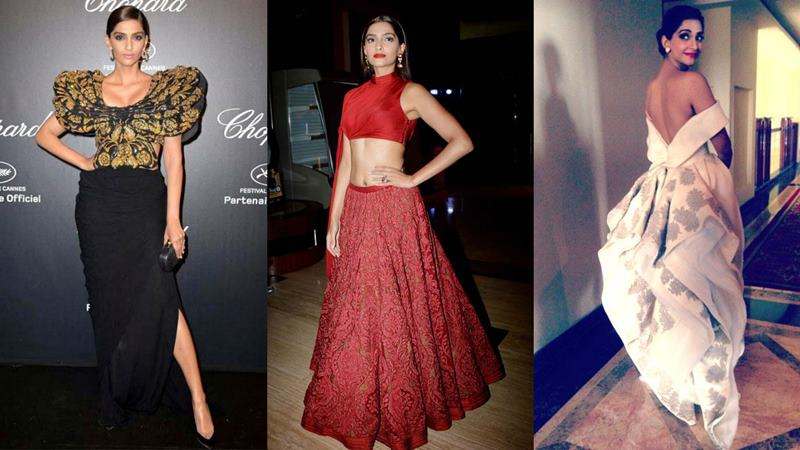 Vote Now : Who is the Most Stylish Bollywood Actress?- Sonam Fashion