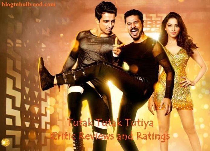 Tutak Tutak Tutiya Critics Reviews and Ratings, Audience Reviews