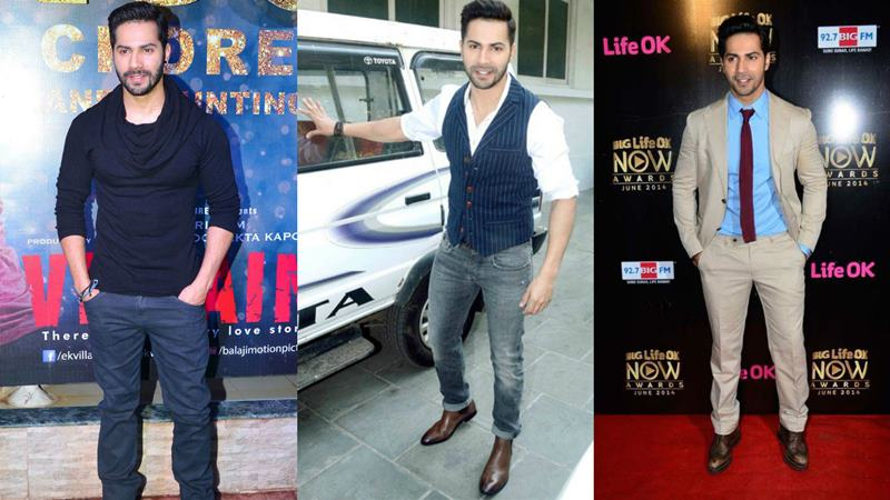 Vote and Decide: Who is the Most Stylish Bollywood Actor?- Varun