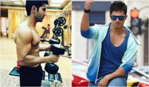 Fitness Tips from Bollywood Actors- Varun