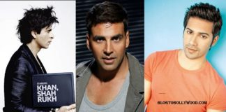 Varun Dhawan's Dishoom Beats Akshay Kumar's Housefull 3 and SRK's FAN