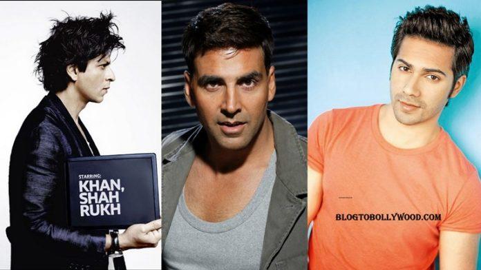 Varun Dhawan's Dishoom Beats Akshay Kumar's Housefull 3 and SRK's FAN