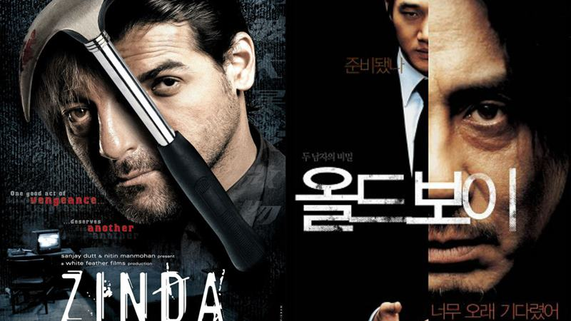 Top 10 Bollywood Movies that are actually remakes of Korean Movies- Zinda