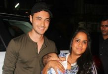 Pics: Aayush Sharma's Birthday Bash Last Night