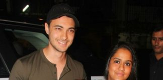 Pics: Aayush Sharma's Birthday Bash Last Night