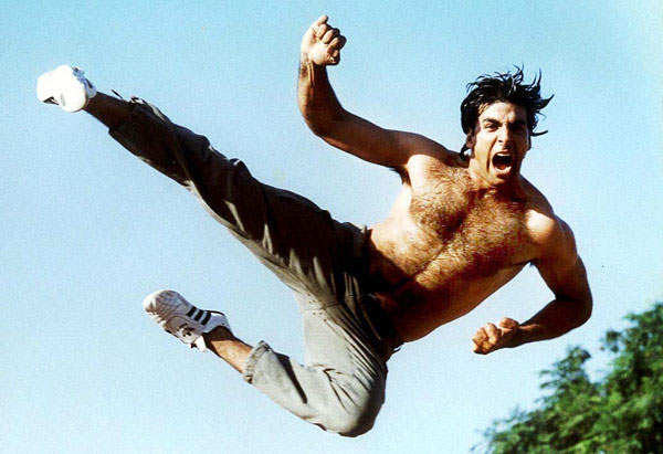 Akki is the best action hero of Bollywood