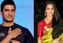 Vidya Balan: it's a huge compliment to be called female Aamir Khan