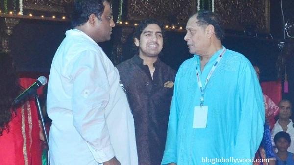 Bollywood celebrates Durga Pooja - Directors Ayaan Mukherjee and Anurag Basu