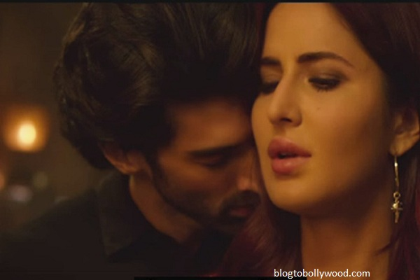 Katrina Kaif and Aditya Roy Kapur in 'Fitoor'