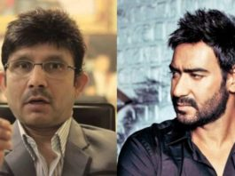 'Shivaay' team to file a case against KRK for leaking clips of the movie