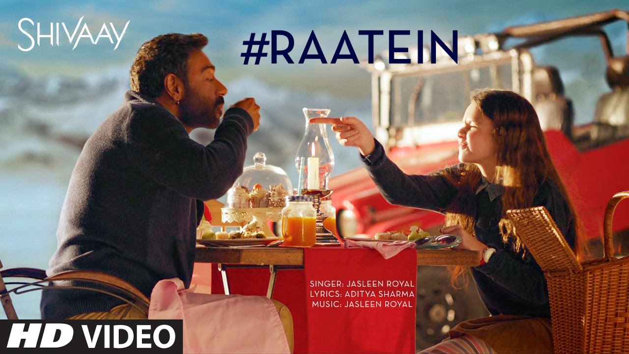 Raatein song is all about the sweetness of a father-daughter relationship