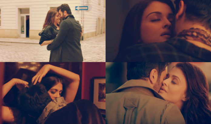 Ranbir – Anushka's Hot Kissing Scenes in ADHM Trimmed