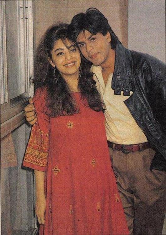 Pics: 25th anniversary of Shah Rukh Khan and Gauri Khan