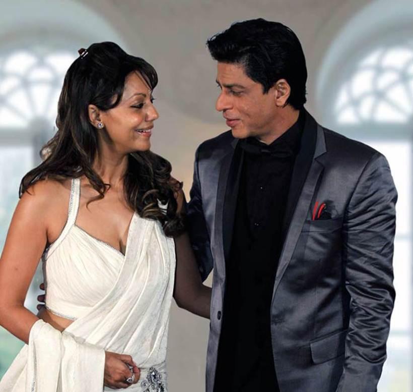 Pics: 25th anniversary of Shah Rukh Khan and Gauri KhanPics: 25th anniversary of Shah Rukh Khan and Gauri Khan