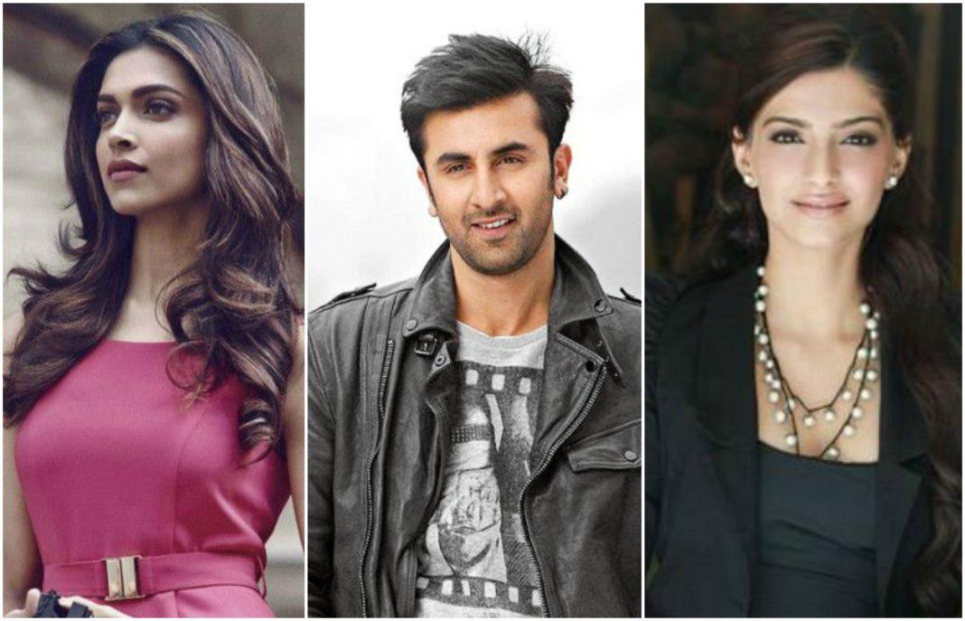 9 Years of Deepika Padukone, Ranbir Kapoor and Sonam Kapoor
