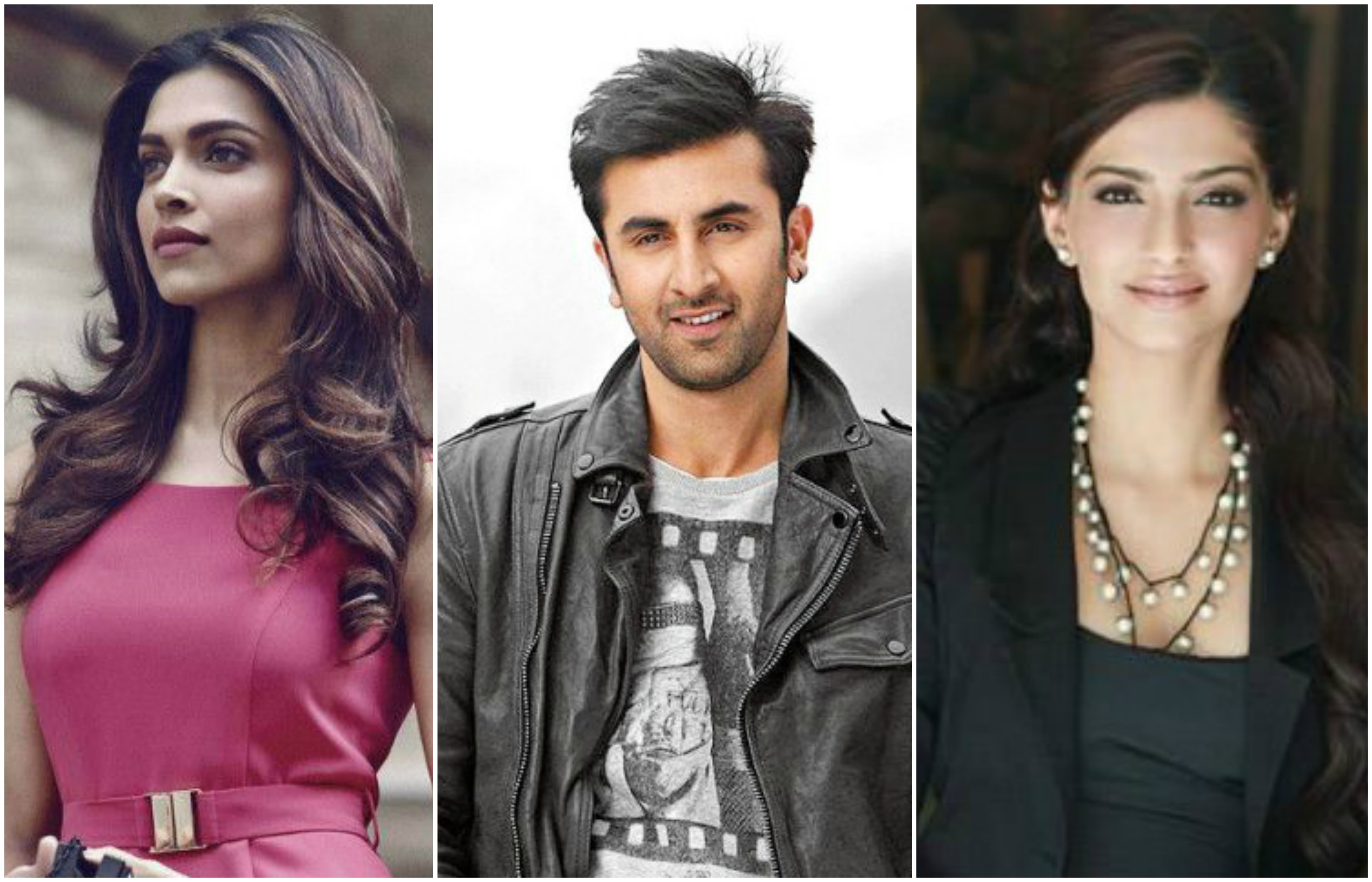 10 Years of Deepika Padukone, Ranbir Kapoor and Sonam Kapoor In The Industry