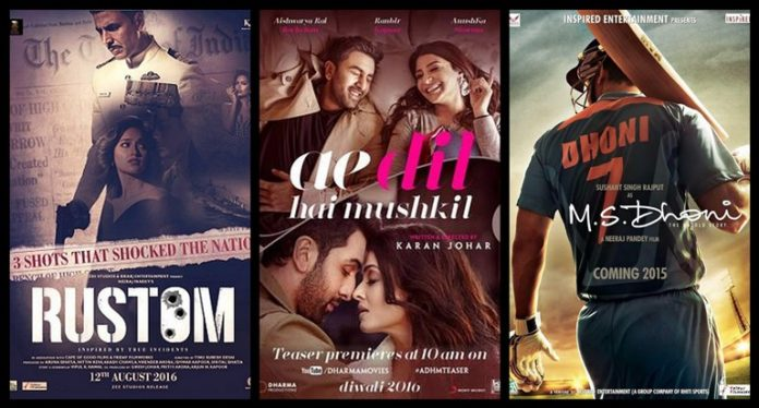 Ae Dil Hai Mushkil Worldwide Collection: Beats Rustom And MS Dhoni Biopic