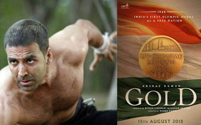 Akshay Kumar's GOLD Story Spans 12 Years, Fictional Take On 1948 Olympics