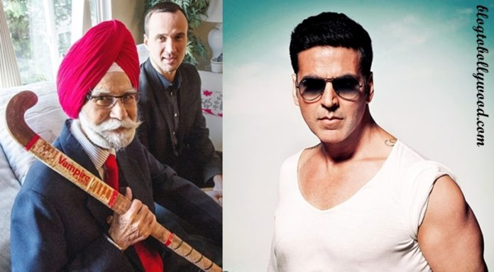 Akshay Kumar will play legendary hockey player Balbir Singh in 'Gold'
