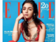 Alia Bhatt on ELLE magazine