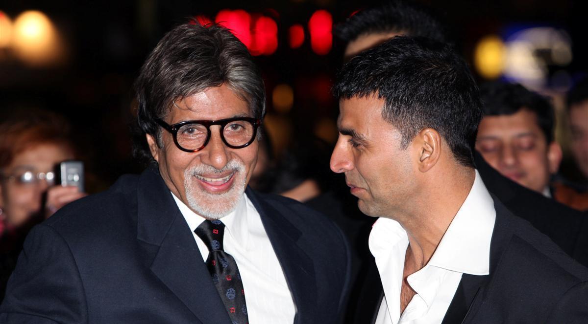 Akshay Kumar, Amitabh Bachchan In R. Balki's Next Film