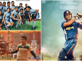 Top 10 Bollywood movies based on sports
