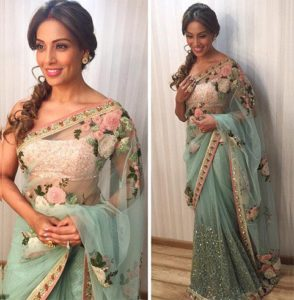 Bollywood actresses in sarees: Bipasha