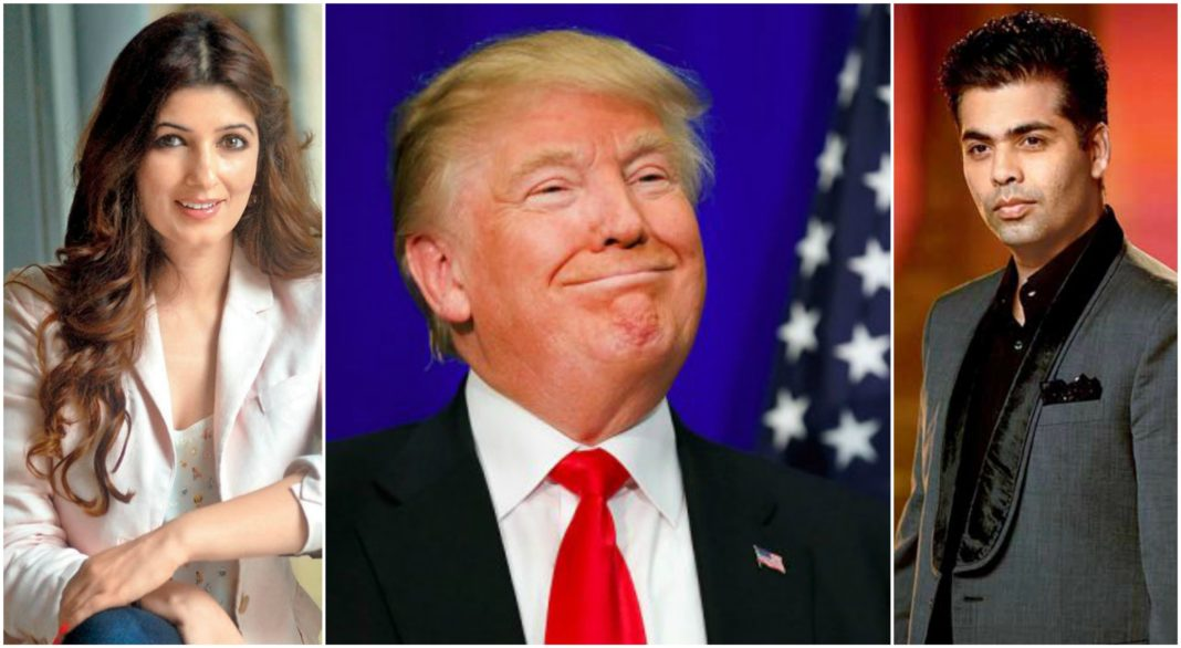 Bollywood celebs reacted to Donald Trump's victory