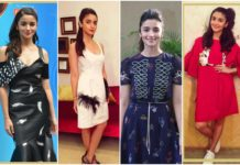 Alia Bhatt's trendy looks for Dear Zindagi Promotions