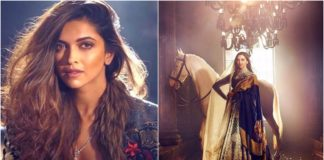 Deepika Padukone latest Vogue photo shoot