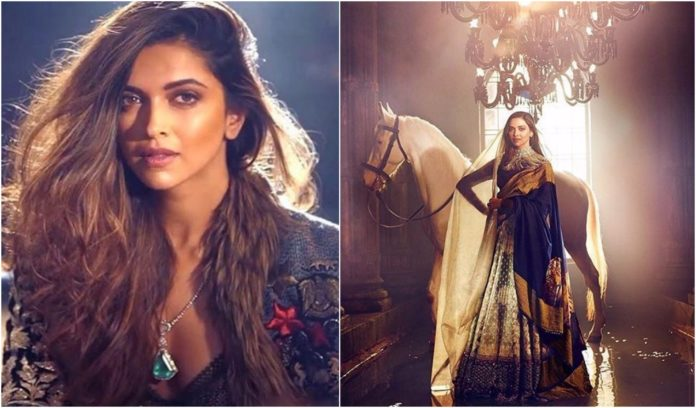 Deepika Padukone latest Vogue photo shoot