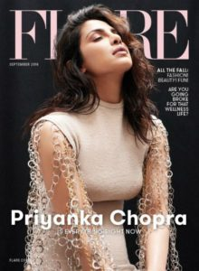 Priyanka Chopra on International Magazine Covers: Flare