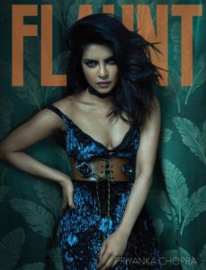 Priyanka Chopra on International Magazine Covers:: Flaunt