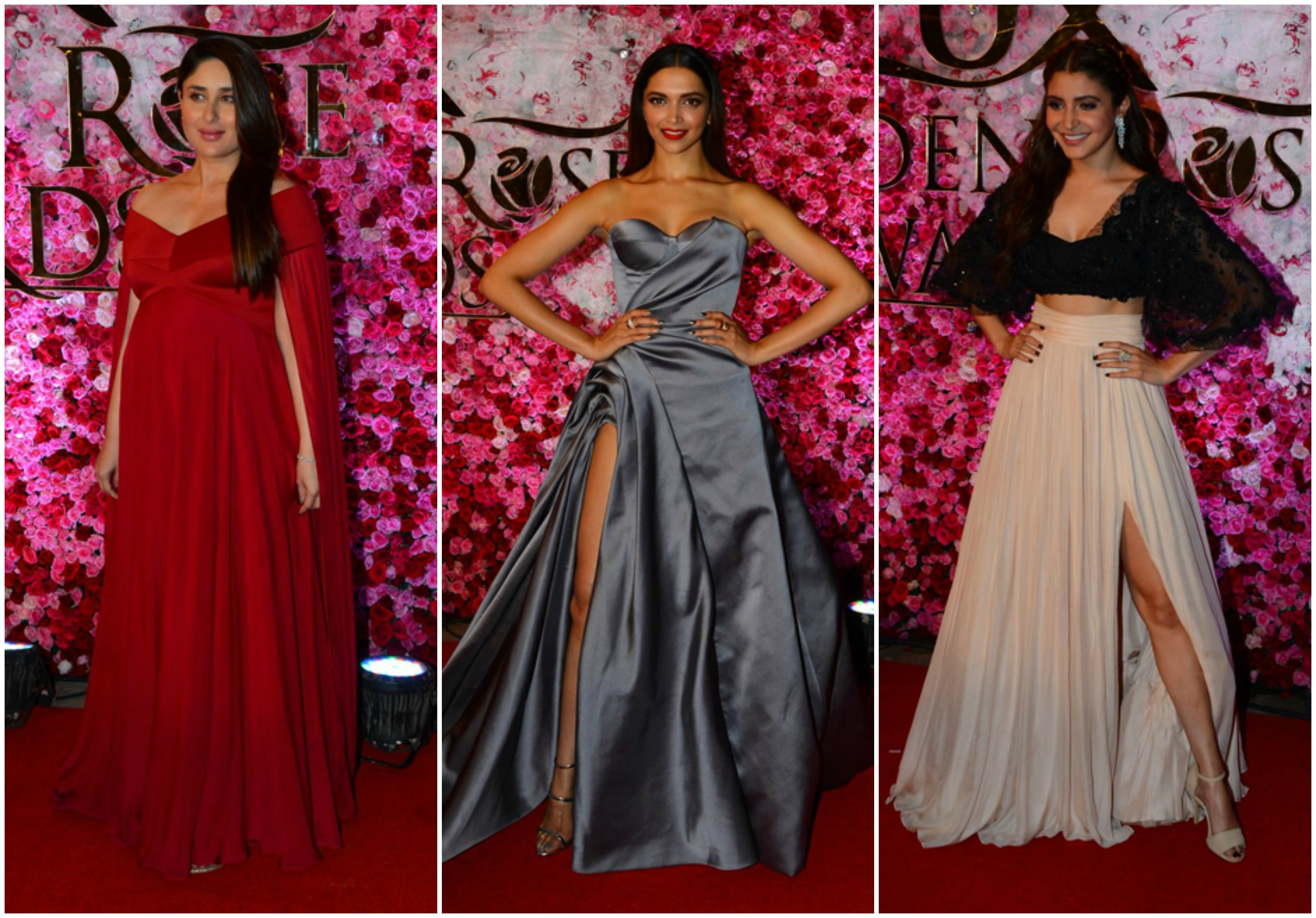 Bollywood stars dazzle at the Lux Golden Rose Awards 2016