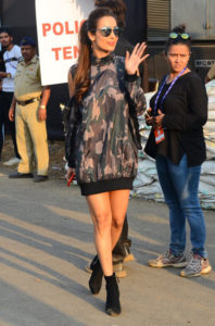Global Citizen India 2016 malaika