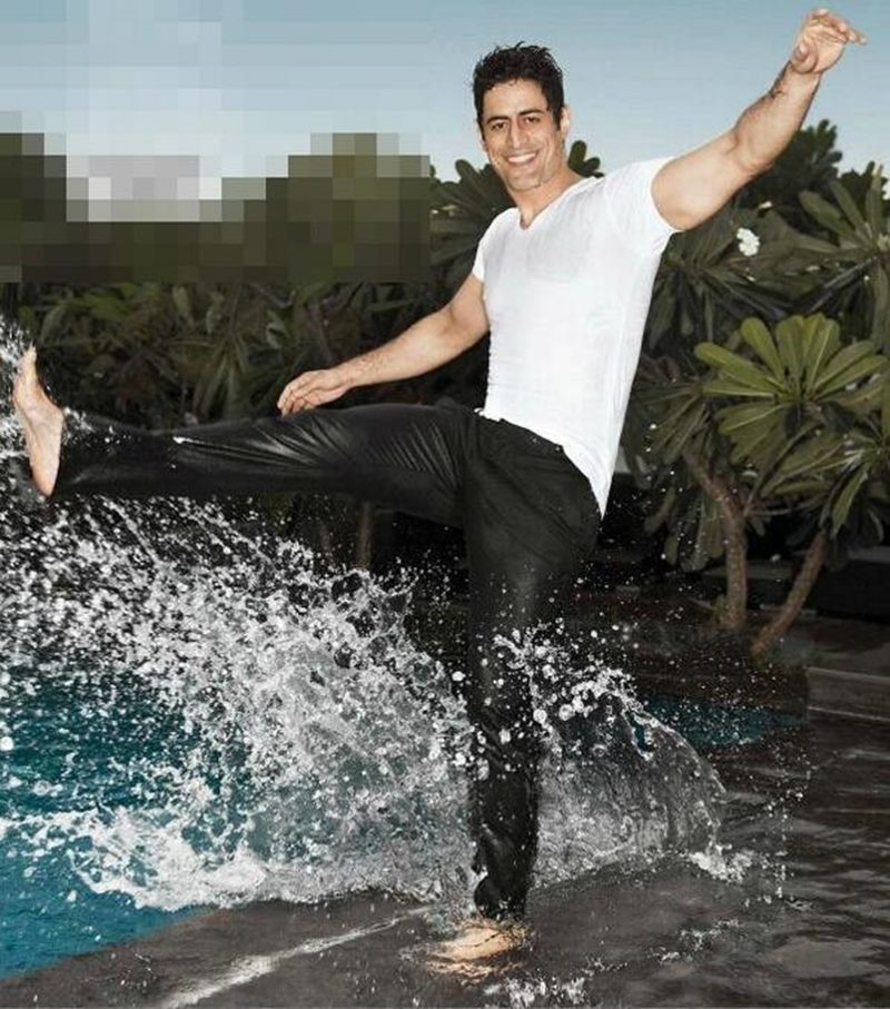 10 Hot Pics of Mohit Raina that will make you swoon over his manly ways!- Mohit water