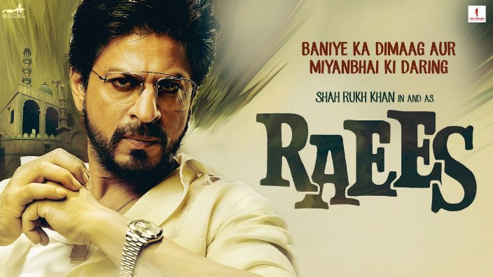Shahrukh Khan Highest Grossing Movies - Raees