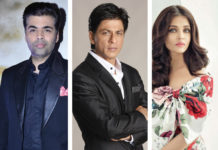 Shah Rukh Khan and Aishwarya Rai Bachchan in Karan Johar's next!